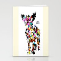 chihuahua Stationery Cards featuring Chihuahua by bri.buckley