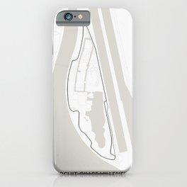 Circuit Gilles Villeneuve, Montreal, Quebec, Canada iPhone Case
