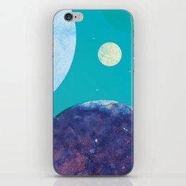 P a s t e l l 3 iPhone Skin
