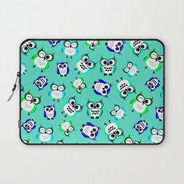 Happy Owl Laptop Sleeve