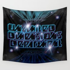 Unlimited Dimensions Department Wall Tapestry