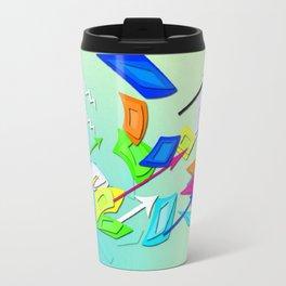 Cell Escape Travel Mug