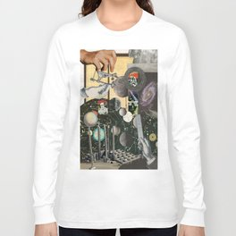 Worlds Within Worlds Long Sleeve T-shirt
