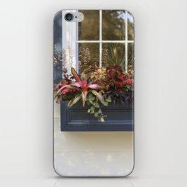 Charleston Flowerbox 89 iPhone Skin