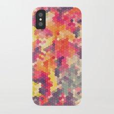 Summer Garden 4 Slim Case iPhone X