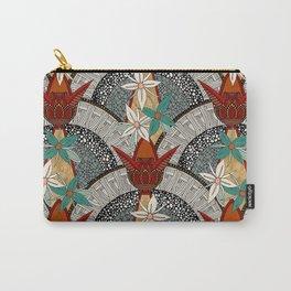 deco fleur Carry-All Pouch