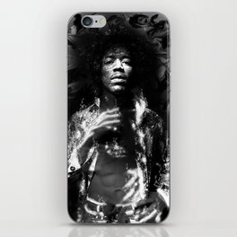 Mr. Hendrix iPhone Skin