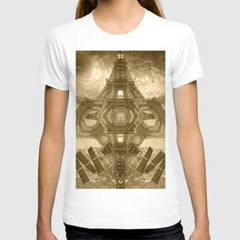 """""""Outsteller Exploration of Interspace"""", by Brock Springstead T-shirt"""