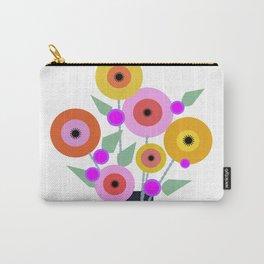 Floral Potpourri Carry-All Pouch