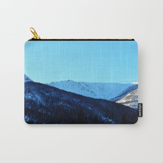 White Peaks Carry-All Pouch