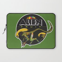 Alien Fruit Laptop Sleeve