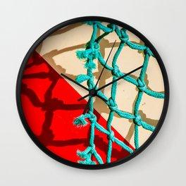 SHADOW PLAY Wall Clock