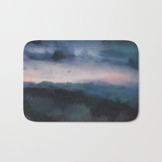 Up in the sky Bath Mat