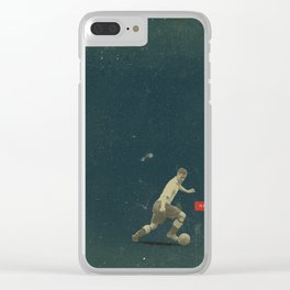 Bolton - Lofthouse Clear iPhone Case