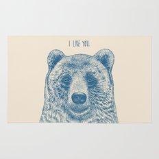 Bear (Ivory) Rug