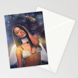 Angel Among Us Stationery Cards