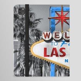 Welcome to Fabulous Las Vegas iPad Folio Case