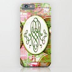 Alice (#TheAccessoriesSeries) Slim Case iPhone 6s