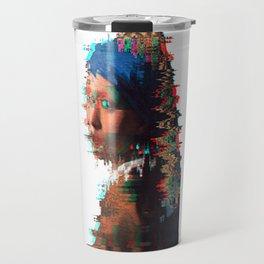The Girl who...2 Travel Mug