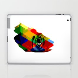 eye posterize Laptop & iPad Skin