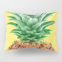 Yellow Pineapple Pillow Sham