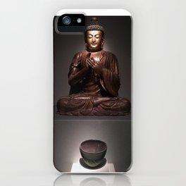 buddha bowl iPhone Case