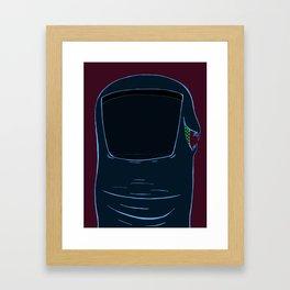The Wound Framed Art Print