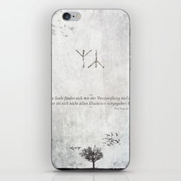 The Distress iPhone Skin