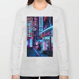Cyborg Beauty Queen Long Sleeve T-shirt