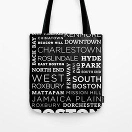 City of Neighborhoods - I Tote Bag
