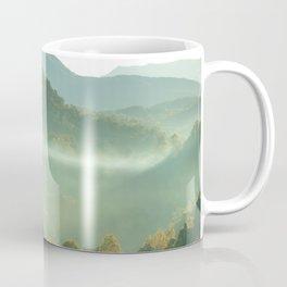 Smoky Mountain Sunrise Coffee Mug