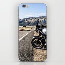 Moto Travel iPhone Skin