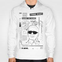 karl lagerfeld Hoodies featuring Karl Lagerfeld by CLSNYC
