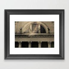 Dedicated to Art Framed Art Print