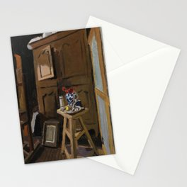 Henri Matisse - Studio Interior - Exhibition Poster Stationery Cards