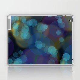 Pacific night bubbles Laptop & iPad Skin