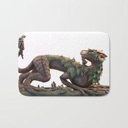 The Summer Tree Dragon Bath Mat