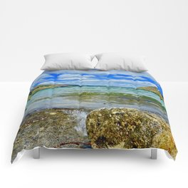 Lake Willoughby Comforters
