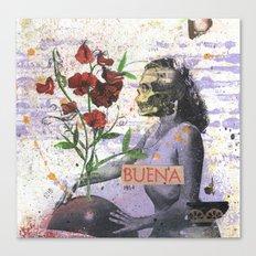 Buena Canvas Print