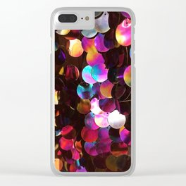 Sparking joy Clear iPhone Case