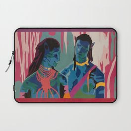 Jake and Neytiri Laptop Sleeve