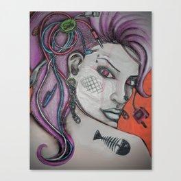 Descartável Canvas Print