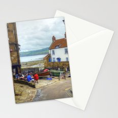 Robin Hood's Bay Stationery Cards
