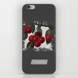 Cherry Pop iPhone Skin