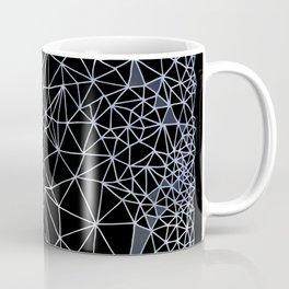 Organometric Primes 1.Black  #decor #geometric Coffee Mug