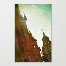 Le Palais des Songes Canvas Print