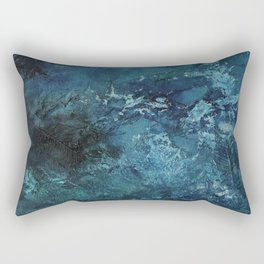 Synchronicity Rectangular Pillow