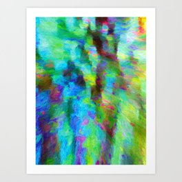 Contemplations of Spring Art Print