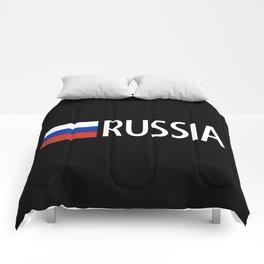 Russia: Russian Flag & Russia Comforters