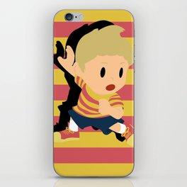 Lucas Super Smash Bros iPhone Skin